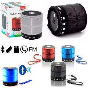 Caixa de Som Bluetooth Grasep D-BH887