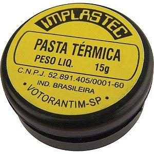 Pasta Termica Implastec 15 Gramas - Tubo