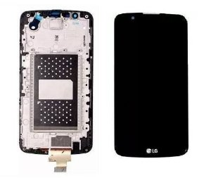 Manutenção LG K10 Preto Troca Display Completo sem ci sn