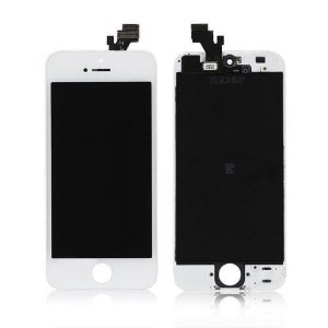 Manutenção Iphone 5S Branco Troca Display Completo sn