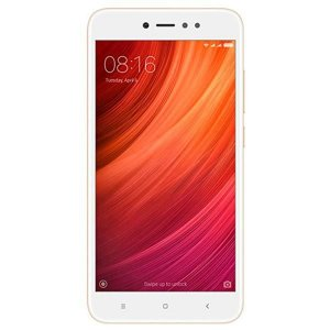 Smartphone Xiaomi Redmi Note 5A Prime Dourado 32gb 3gb Ram