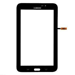 Manutenção de Tablet Samsung T110 Preto Troca de Touch sn