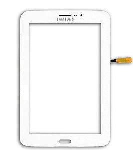 Manutenção de Tablet Samsung T111 Branco Troca de Touch sn