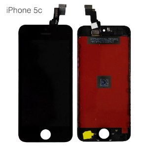Troca Display Completo Iphone 5C sn