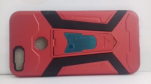CAPA Anti impacto Xiaomi MI A1 Tela 5.5 Vermelha