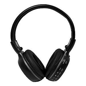 Fone de ouvido Bluetooth Quanta QTMHP1600