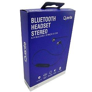 Fone de Ouvido Bluetooth Quanta QTB-35 Azul