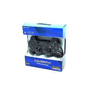 Controle Sony Dualshock3 PS3 CECHZC2U