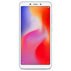 Smartphone Xiaomi Redmi 6A Blue 32gb 2gb Ram