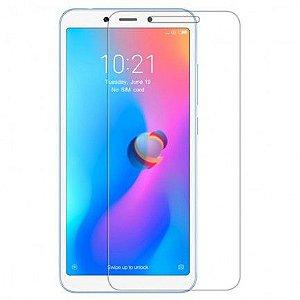 "Pelicula de vidro Xiaomi Redmi 6 Tela 5.45"""