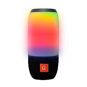 Caixa de Som Bluetooth Quanta QTSPB-36 Preta