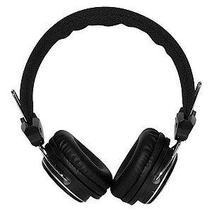 Fone de ouvido Bluetooth Satellite AE-862B Preto