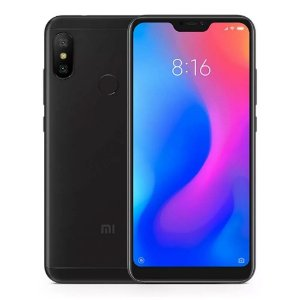 Smartphone Xiaomi Mi A2 Lite Black 32gb 3gb Ram
