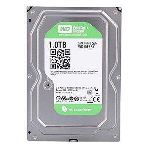 HD para Desktop 1tb Western Digital WD10EZRX 5400rpm 64mb