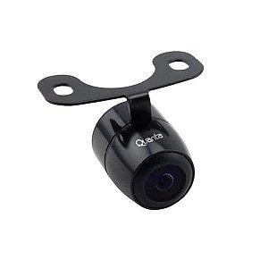 """Câmera de Rê Quanta QTCR30 1/4"""" CMOS 2.8mm 480p - Preto"""