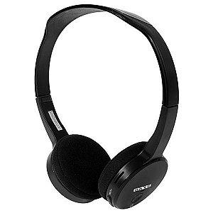 Fone de ouvido Bluetooth Satellite AE-866B Preto