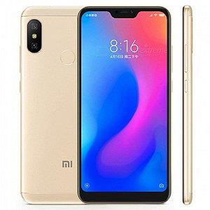 Smartphone Xiaomi Mi A2 Lite Dourado 64gb 4gb Ram