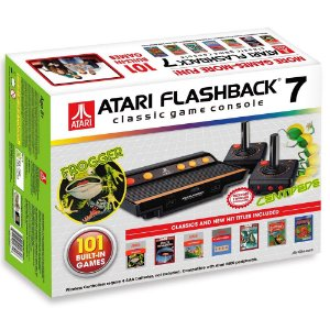 Console Atari Flashback 7 Classic com 101 jogos