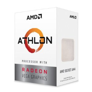 Processador AMD AM4 Athlon 220GE 3.4Ghz 5MB Vega Graphics