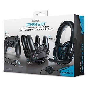 Kit Gamer Para Playstation 4 Original DreamGear Dgps4-6436