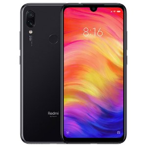 Smartphone Xiaomi Redmi Note 7 128gb 4gb Ram Black