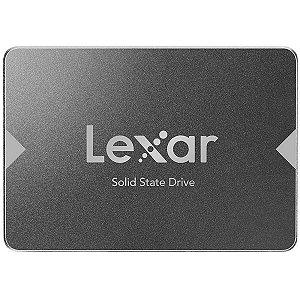 HD SSD 128gb Sata III Lexar NS100 (LNS100-128RBNA)