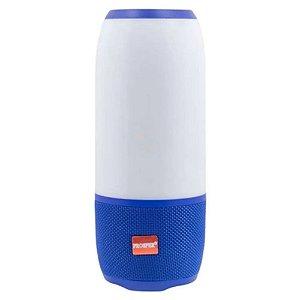 Caixa De Som Bluetooth Prosper P-1222 Azul