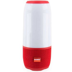 Caixa De Som Bluetooth Prosper P-1222 Vermelha
