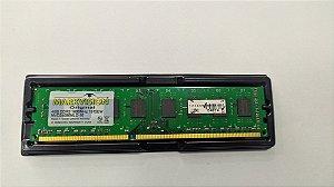 Memória para Desktop 4gb DDR3 Markvision MVD34096MLD 1600Mhz