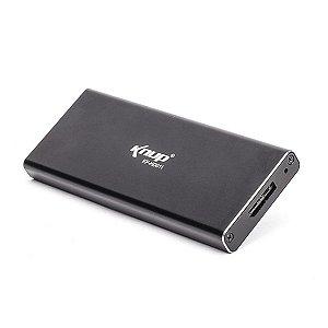 Case para HD SSD M2 3.0 80MM KNUP - KP-HD011