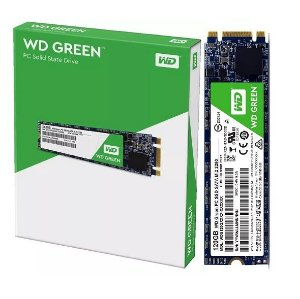 Hd SSD 120gb m.2 Western Digital - (WDS120G2G0B)