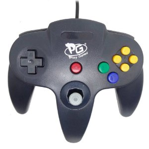 Controle Nintendo 64 Usb - Play Game