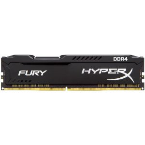 Memória Kingston HyperX 8GB DDR4 3200Mhz HX432C16FB3/8 Black