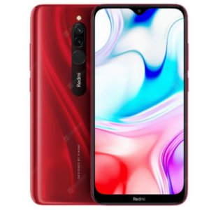 Smartphone Xiaomi Redmi 8 64gb 4gb Ram Ocean Vermelho