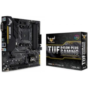 Placa Mãe Asus TUF (AM4) B450M-Plus Gaming