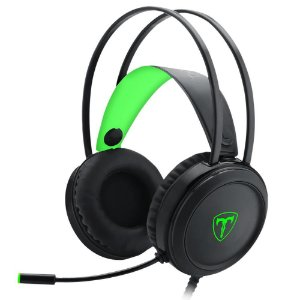 Headset T-Dagger Ural Gaming 3.5 + Usb / 50mm - (T-Rgh202)