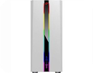 Gabinete Mid-Tower Kmex Odyssey Branco - CG04RD