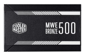 Fonte ATX 500W Real Cooler Master  MPX-5001-ACAAB-WO