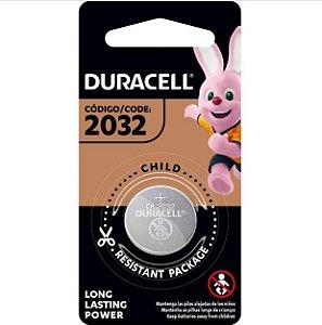 Bateria 3V CR2032 Duracell