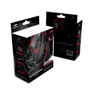 Headset Gamer C3 Tech Sparrow PH-G11BK Preto