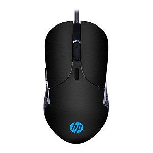 Mouse Optico Gamer USB - HP M280 Preto