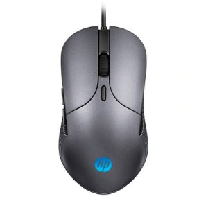 Mouse Optico Gamer USB - HP M280 Chumbo