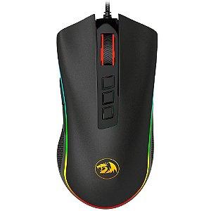 Mouse Gamer Redragon King Cobra M711-FPS RGB 24000dpi Preto