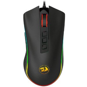 Mouse Gamer Redragon Cobra M711 10000dpi Preto