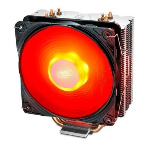 Cooler p/ Processador DeepCool Gammaxx 400 V2 Led Vermelho