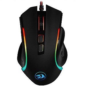 Mouse Gamer Redragon Griffin M607 RGB 7200DPI, 6 Botões