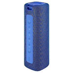 Caixa de som Bluetooth Xiaomi Mi Portable MDZ-36-DB Azul