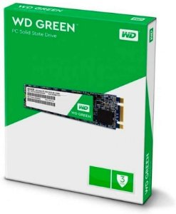 Hd SSD 480gb m.2 Western Digital - (wds480g2g0b)