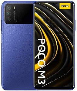 Smartphone Xiaomi Poco M3 128gb 4gb RAM Cool Blue