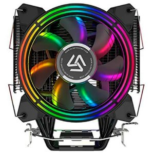Cooler para Processador Alseye RGB H120D V.2 Preto